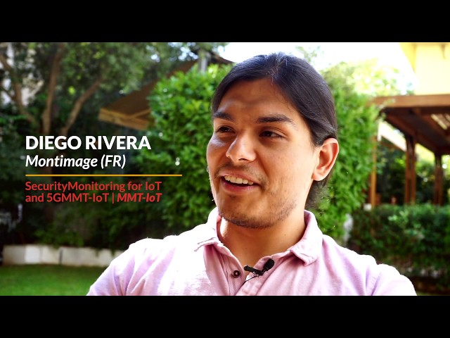 Testbeds feedback - Diego Rivera | Montimage (FR)