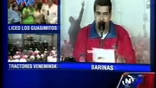 Gobierno Bolivariano inaugura liceo Los Guasimitos en el estado Barinas