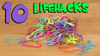 10 simple rubber bands life hacks tricks tlt lab 1