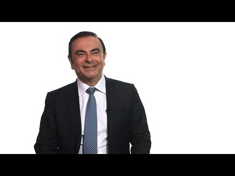 Nissan CEO Carlos Ghosn: How I Work