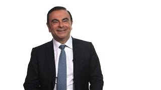 Nissan CEO Carlos Ghosn: How I Work thumbnail
