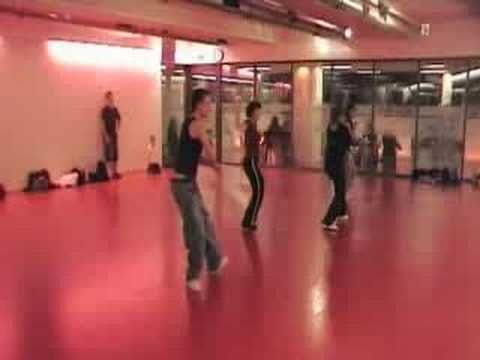 Dance Like A Champ - Dance Workshop - Hip-Hop New Style 2007