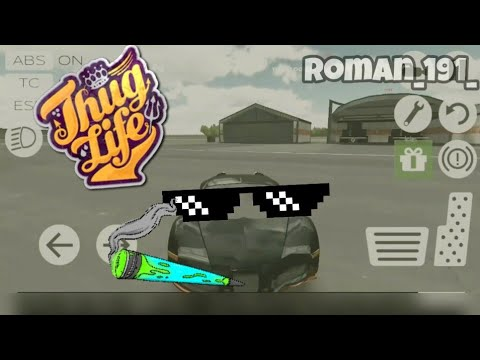 Extreme Car Driving Simulator (Thug Life,Fails) #2