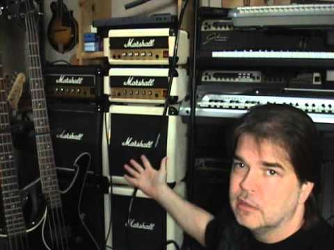 Understanding Guitar Amp OHMS And Watts With Scott Grove