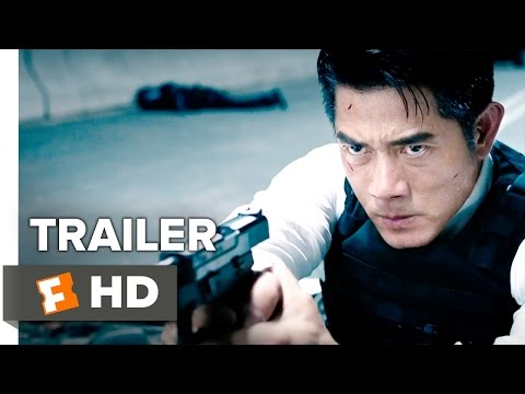 Cold War 2 Official Trailer 1 (2016) - Aaron Kwok Movie