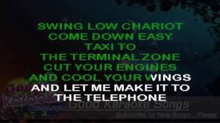 Promised Land - Chuck Berry ( Karaoke Lyrics )