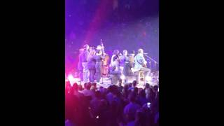 Zac brown band performing I'll be your man (song for daughter)