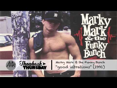 Marky Mark - Good Vibrations (1991) HQ 1080p - (ThrowbackThursday01)
