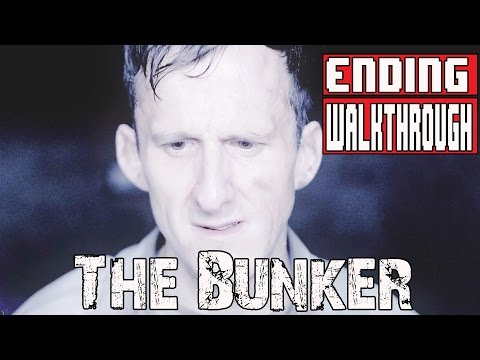 THE BUNKER Ending Gameplay Walkthrough Part 3 (1080p) - No Commentary