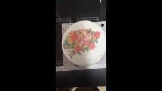 FB3350 Edible Food Flatbed Printer