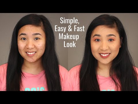 My Current Simple & Easy Everyday Makeup Look! thumbnail