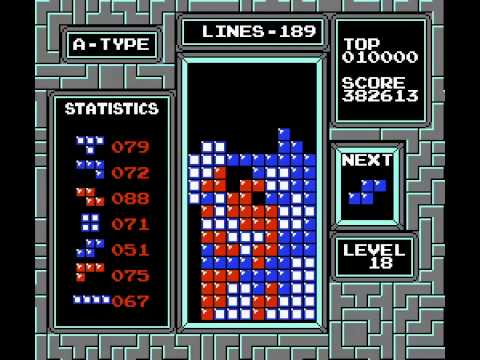 NES Longplay [483] Tetris