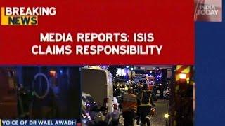 153 Killed In Paris Terror Attacks, State Of Emergency Declared