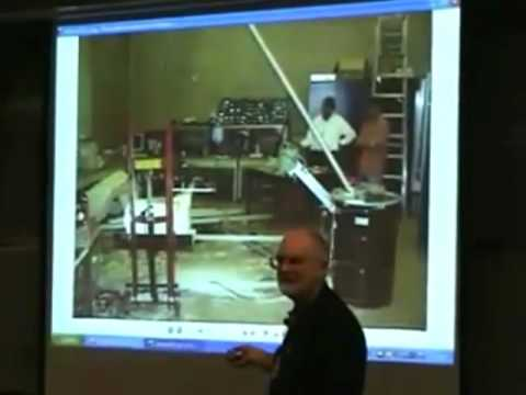Dr. Helaman Ferguson - Theorems in stone and bronze