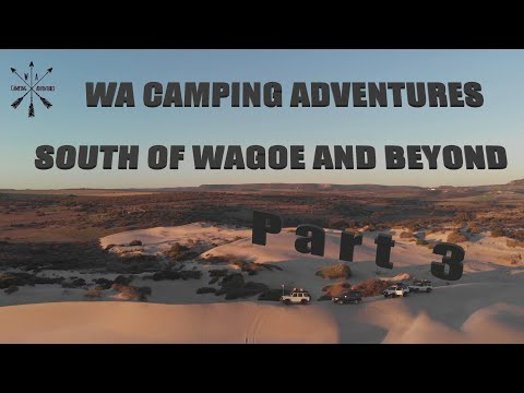 Wagoe, South And Beyond Part 3/3 - Overland Adventure 4X4 Camping Fishing Mud Bogs