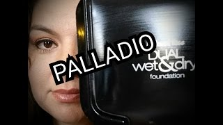 natural rice wet and dry foundation By palladio review & tutorial