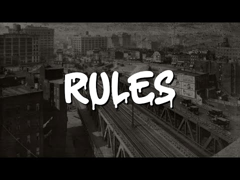 """Rules"" Old School Boom Bap Type Beat | Underground Hip Hop Rap Instrumental | Antidote Beats"