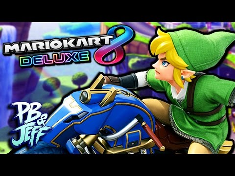 Thumbnail: Mario Kart 8 Deluxe Nintendo Switch Gameplay! | GRAND PRIX (Part 1)