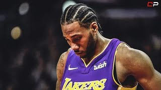 Spurs Demand Lakers Trade Brandon Ingram,Kyle Kuzma Josh Hart & Multiple Picks For Kawhi Leonard