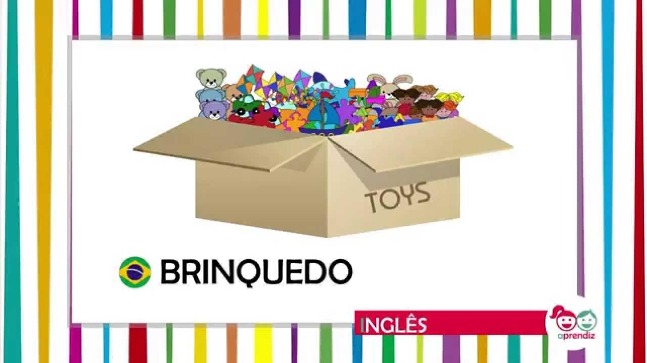 Preferência Aprendendo Inglês - Brinquedos (Toys) - YouTube LJ54
