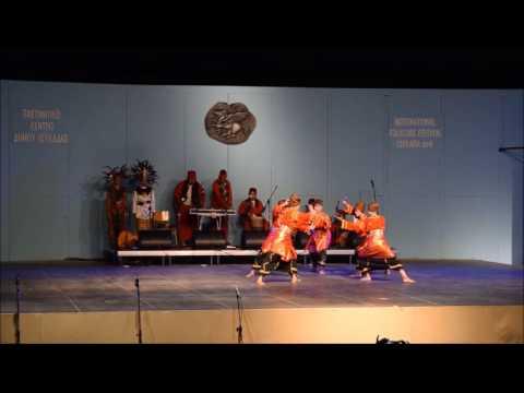 INDONESIAN MUSIC & DANCES (HD-FULL SHOW): THE 54TH LEFKAS INTERNATIONAL FOLKLORE, LEFKADA