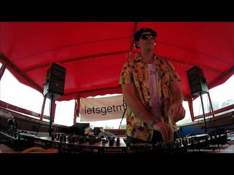 Jacob Bradford - 03/04/2015 @ Lets Get Minimal 7th Birthday Boat Party