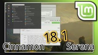 Linux Mint 18.1 ist erschienen! - Neuerungen vorgestellt (Cinnamon)