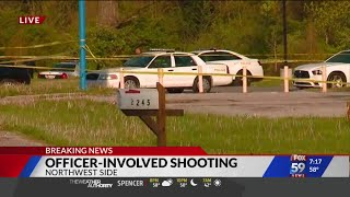 Officer-involved Shooting In Indianapolis