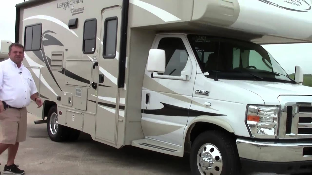 New Class C Motorhomes With Bunk Beds