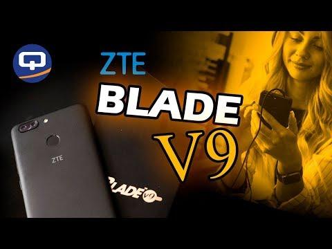 Обзор ZTE Blade V9 Vita. / QUKE.RU /