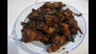 Chicken Fry South Indian Style