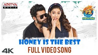 Honey is The Best Full Video Song || F2 Video Songs || Varun Tej, Mehreen || DSP