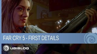 Far Cry 5 : First Details : Surviving in Hope County, Montana | Interview | Ubisoft [US]