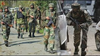 Jammu & Kashmir: Terrorist Enter into BJP Leaders House & Snatch AK 56