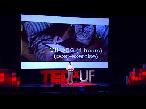 Empowering The Fight Against Parkinson's | Chris Hass | TEDxUF