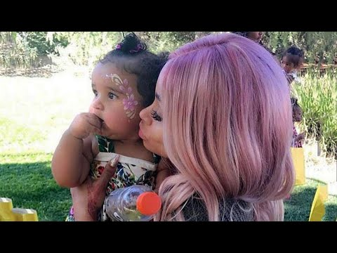 Rob Kardashian and Blac Chyna's Daughter Dream Is Walking Ahead of Her 1st Birthday -- Watch!