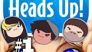 ♡Heads up♡ Part  1- Playing with Barry and Kevin from the GAME GRUMPS!  ► Kitty Kat Gaming!