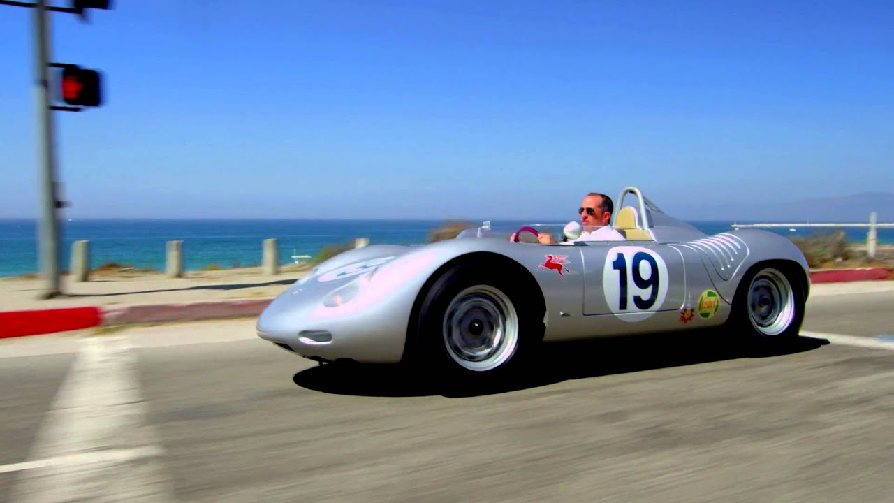 Jerry Seinfeld And His 1959 Porsche 718 RSK