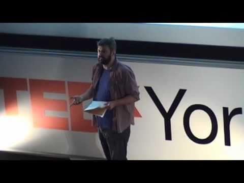 TedxYork - Tassos Stevens - Pervasive Gaming