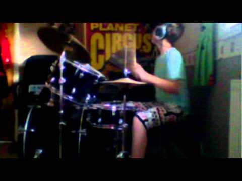 Bob Seger - Roll Me Away Drum Cover