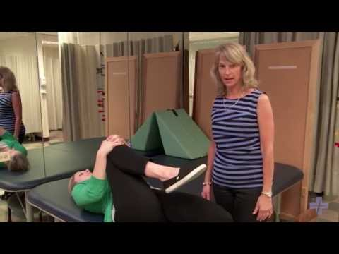 Hip Flexor Exercises Ease Pain