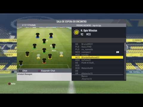 EGN Estrondo vs Warriors FC / LP Fifa Finais