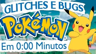 Speedrun (Glitches e Bugs) - Pokémon Yellow em 0:00