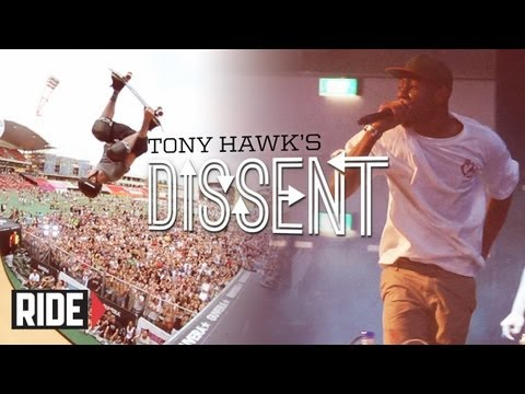Tony Hawk interviews Tyler The Creator of Odd Future - Dissent TV
