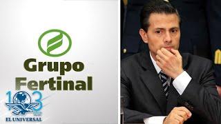 ¿Qué es Fertinal, la empresa involucrada en supuestos sobornos a Peña Nieto?