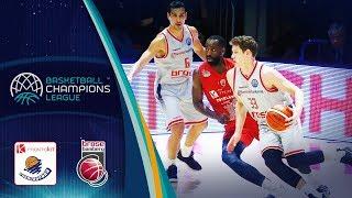 Montakit Fuenlabrada v Brose Bamberg - Highlights - Basketball Champions League 2018-19