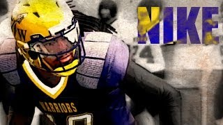 NCAA 12 Road to Glory: Nike Pro Combat | Creating a Beast CB | Preparing for NCAA 13