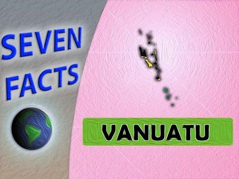 7 Facts about Vanuatu