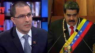 A Coup in Progress? Venezuelan Foreign Minister Decries U.S. & Brazil-Backed Effort to Oust Maduro