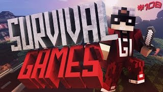Minecraft Survival Games #108: Diamond Helmet!?